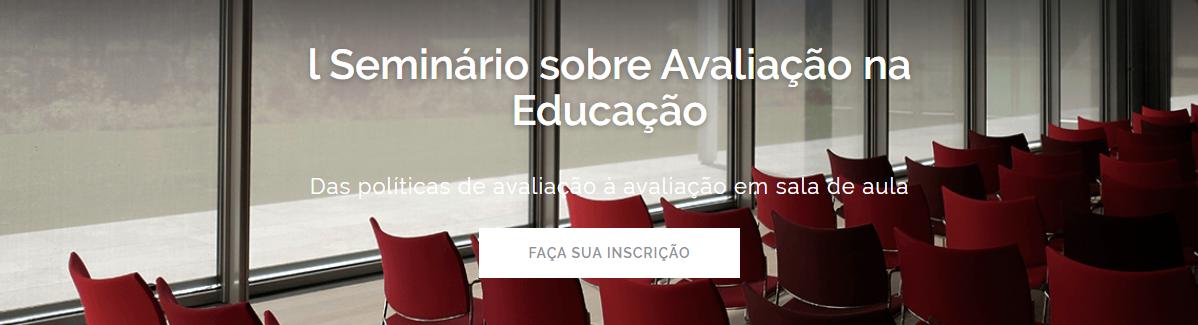I-seminário-sobre-Avaliação-na-Educação